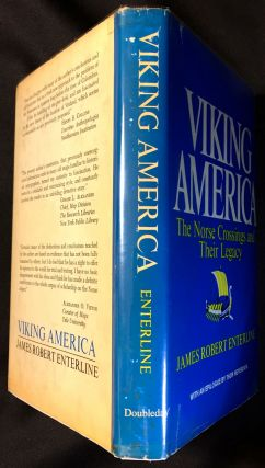 VIKING AMERICA; The Norse Crossings and Their Legacy