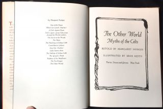 The Other World / Myths of the Celts; Retold by margaret hodges / illustrated by eros keith
