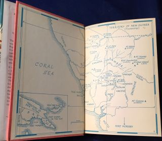 SAVAGE PAPUA; A Missionary Among Cannibals / by André Dupeyrat / Translated from the French by Erik and Denyse Demauny / Preface by Paul Claudel / With Illustrations and Endpaper Map