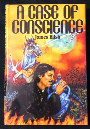 A CASE OF CONSCIENCE; A Novel by James Blish. James Blish