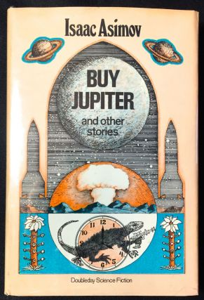 BUY JUPITER; AND OTHER STORIES. Isaac Asimov