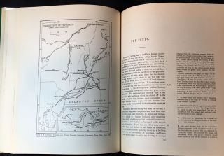 "THE ANNOTATED WALDEN; Walden; or, Life in the Woods / By HENRY D. THOREAU / Together with ""CIVIL DISOBEDIENCE,"" a Detailed Chronology and Various Pieces about its Author / The Writing and Publishing of the Book. / Edited with an Introduction, Notes, and Bibliography by Philip Van Doren Stern / Illustrated with maps, portraits, photographs, manuscript pages, drawings, and decorations."