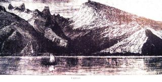 CAPTAIN COOK'S THREE VOYAGES ROUND THE WORLD; With a Sketch of His Life