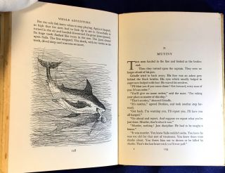 WHALE ADVENTURE; Illustrated from drawings by PAT MARRIOTT