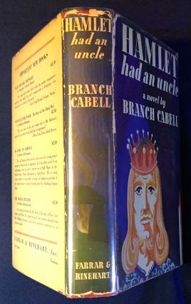 HAMLET; had an uncle / A Comedy of Humor / by BRANCH CABELL / Decorated by Charles Child