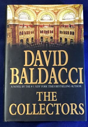 THE COLLECTORS. David Baldacci