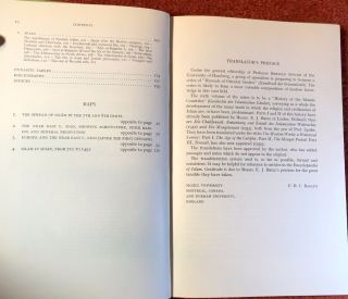 THE MUSLIM WORLD / A Historical Survey; Volume I: The Age of the Caliphs / Volume II: The Mongol Period / Translated from the German by F. R. C. Bagley