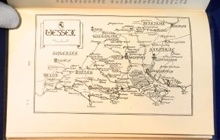 WANDERINGS in WESSEX; An Exploration of the Southern, Realm from Itchen to Otter / With 12 Full-page Drawings by M.M. Vigers / And Over One Hundred Illustrations in The Text By The Author / Map and Plans