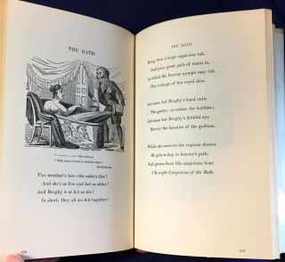 RADICAL SQUIBS & LOYAL RIPOSTES; Satirical Pamphlets of the Regency Period, 1819-1821 / Illustrated by GEORGE CRUIKSHANK and others / Selected and Annotated by Edgell Rickword