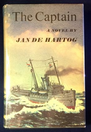 THE CAPTAIN. Jan De Hartog