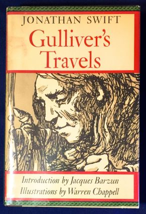 GULLIVER'S TRAVELS; Travels Into Several Remote Regions of the World . . . by Lemuel Gulliver,...