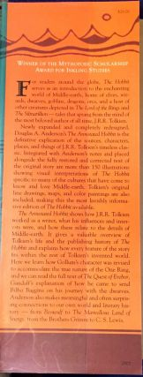THE ANNOTATED HOBBITT; Revised and Expanded Edition / Annotated by Douglas A. Anderson / The Hobbitt or There and Back Again