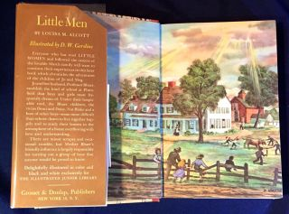 LITTLE MEN; Life at Plainfield with Jo's Boys / Illustrated by Douglas W. Gorsline