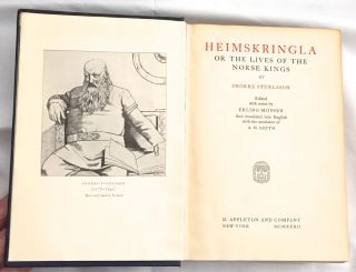 HEIMSKRINGLA; or The Lives of the Norse Kings
