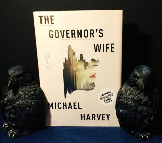 THE GOVERNOR'S WIFE. Michael Harvey.