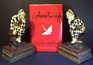 GHOSTING. Edith Pattou