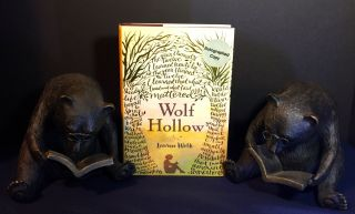 WOLF HOLLOW; a novel. Lauren Wolk