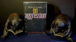 ON AGGRESSION; Translated by Marjorie Kerr Wilson. Konrad Lorenz