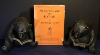 SHAKESPEARE AND HAWAII; Illustrated by Douglas Gorsline. Christopher Morley