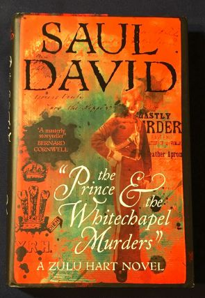 """THE PRINCE & THE WHITECHAPEL MURDERS"" Saul David"
