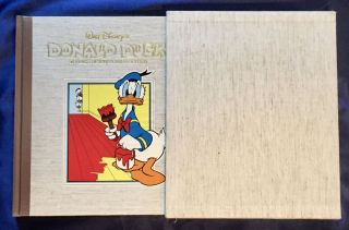 WALT DISNEY'S DONALD DUCK; 50 Years of Happy Frustration. Justin Knowles