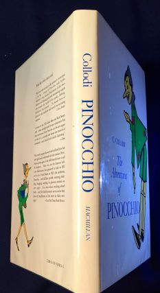 The Adventures of PINOCCHIO; by C Collodi / translated from the Italian by Carol Della Chiesa / illustrated by Attilio Mussino