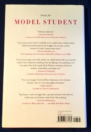 MODEL STUDENT; A Tale of Co-eds and Cover Girls