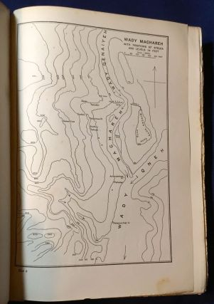 RESEARCHES IN SINAI; With Chapters by C. T. Currelly / With 186 Illustrations and 4 Maps