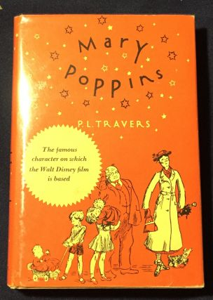 MARY POPPINS; Illustrated by Mary Shepard. P. L. Travers