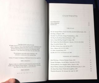 A PATRIOT'S HANDBOOK; Songs, Poems, Stories, and Speeches Celebrating the Land We LoveSelected and Introduced by Caroline KENNEDY
