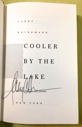 COOLER BY THE LAKE; A Novel