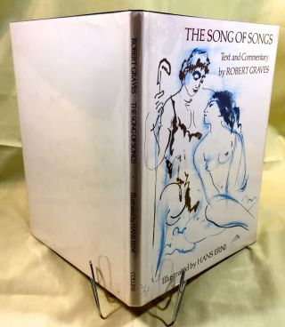 THE SONG OF SONGS; Text and Commentary by Robert Graves / Illustrated by HANS ERNI