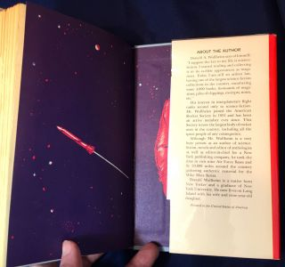 MIKE MARS in ORBIT; Illustrated by Albert Orbaan