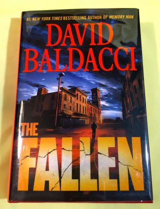THE FALLEN. David Baldacci