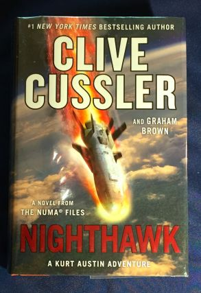 NIGHTHAWK; A Novel from the NUMA Files. Clive Cussler, Graham Brown