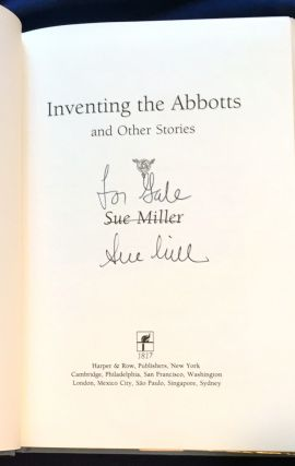INVENTING THE ABBOTTS; and Other Stories