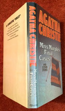 Miss Marple's Final Cases; and two other stories