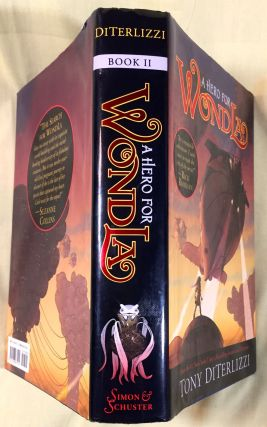 A HERO FOR WONDLA; Book II / with illustrations by the author