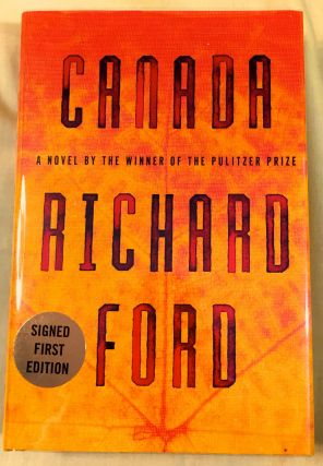 CANADA. Richard Ford
