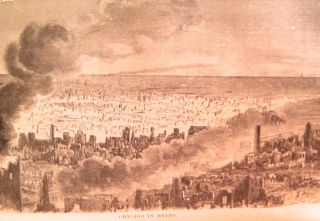 CHICAGO AND THE GREAT CONFLAGRATION; with Numerous Illustrations by Chapin & Gulick from Photographic Views Taken on the Spot