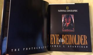 EYE OF THE BEHOLDER; [30 YEARS OF PHOTOGRAPHY]