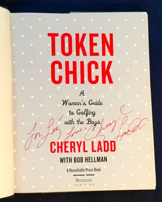 TOKEN CHICK; A Woman's Guide to Golfing with the Boys