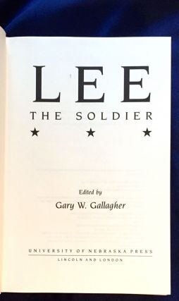 LEE; The Soldier