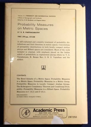 MATHEMATICAL METHODS OF RELIABILITY THEORY; Translated by Scripta Technica, Inc. / Translation edited by Richard E. Barlow