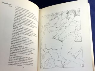 ARCHILOCHOS; Introduced, translated and illustrated by Michael Ayrton / with an essay by G.S. Kirk