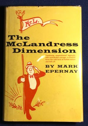 THE McLANDRESS DIMENSION; With Illustrations by James Stevenson. Mark Epernay