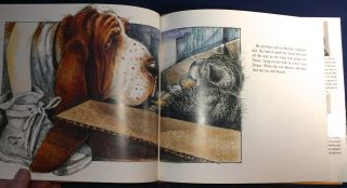 THE DOG WHO HAD KITTENS; Illustrated by Janet Stevens