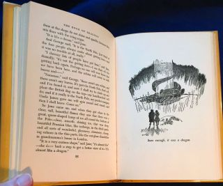 THE BOOK OF DRAGONS; Illustrated by H. R. Millar
