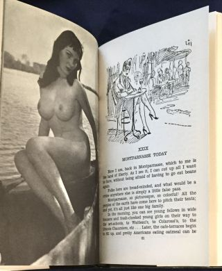 THE EDUCATION OF A FRENCH MODEL; by Kiki / Translated by Samuel Putnam / And with an Introduction / BY Ernest Hemingway