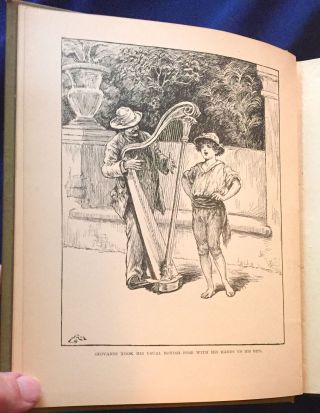 GIOVANNI AND THE OTHER; Children Who Have Made Stories / By Frances Hodgson Burnett